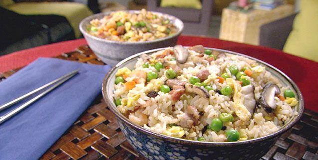 Yangzhou fried rice asian food channel asian food pinterest yangzhou fried rice asian food channel forumfinder Images