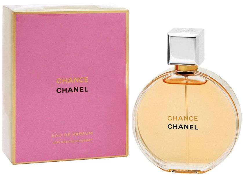 Chanel Chance I Only Get The Gold Liquid One Its My Ultimate