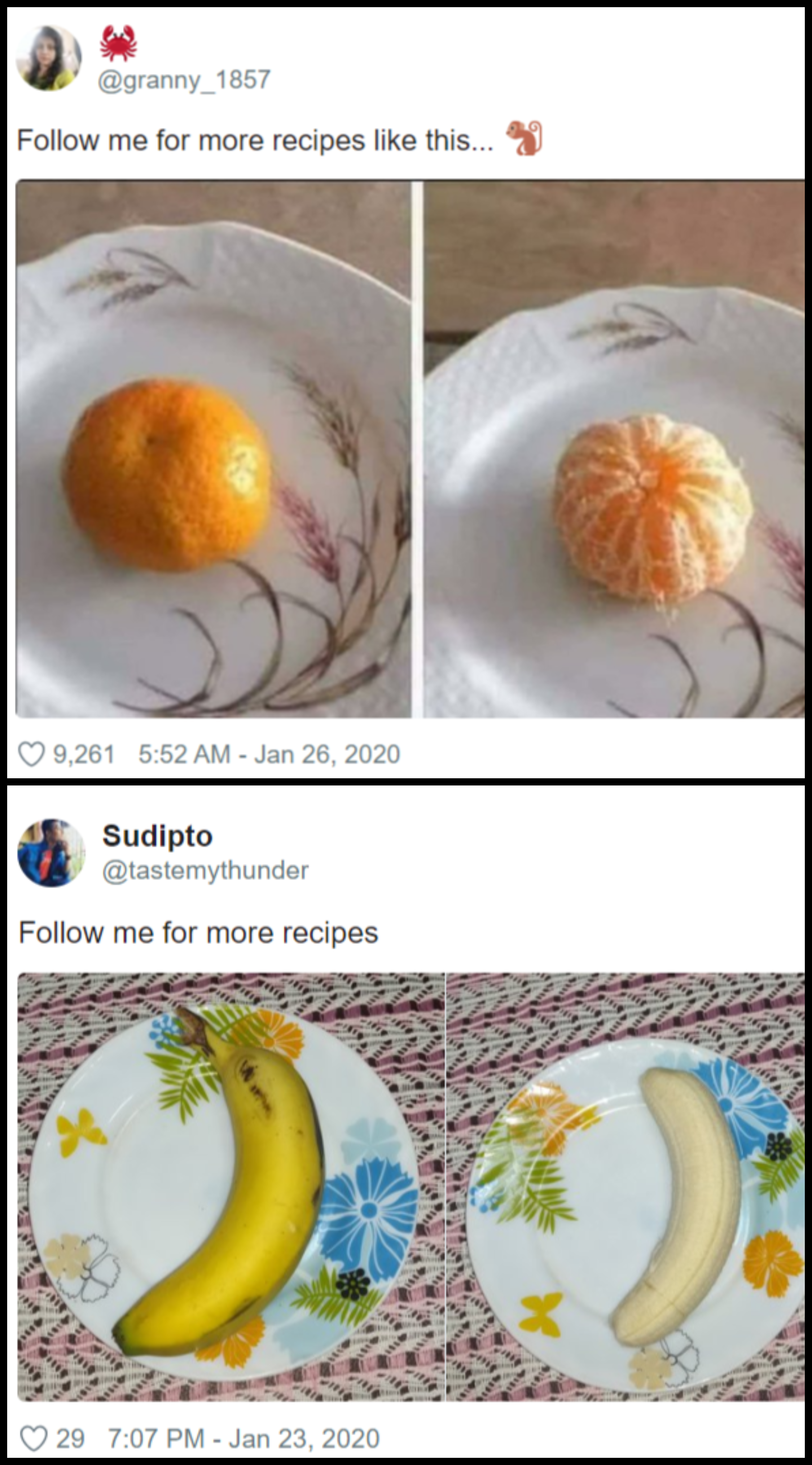 Follow Me For More Recipes Memes Take Over Twitter