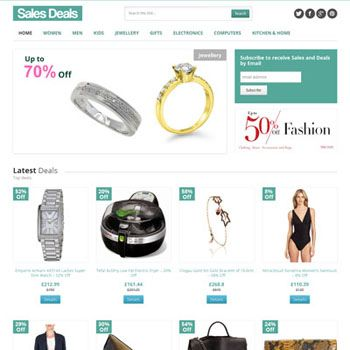 Sales Deals UK - UK's leading online destination for sales, deals and discounts.