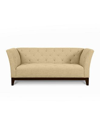 Tory Sofa, Apartment Size   Couches U0026 Sofas   Furniture   Macyu0027s