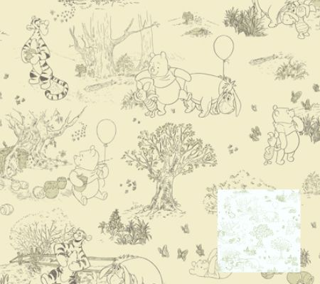1000 images about little girl rooms idea on pinterest disney disney rooms and piglets - Armoire Bebe Winnie Lourson