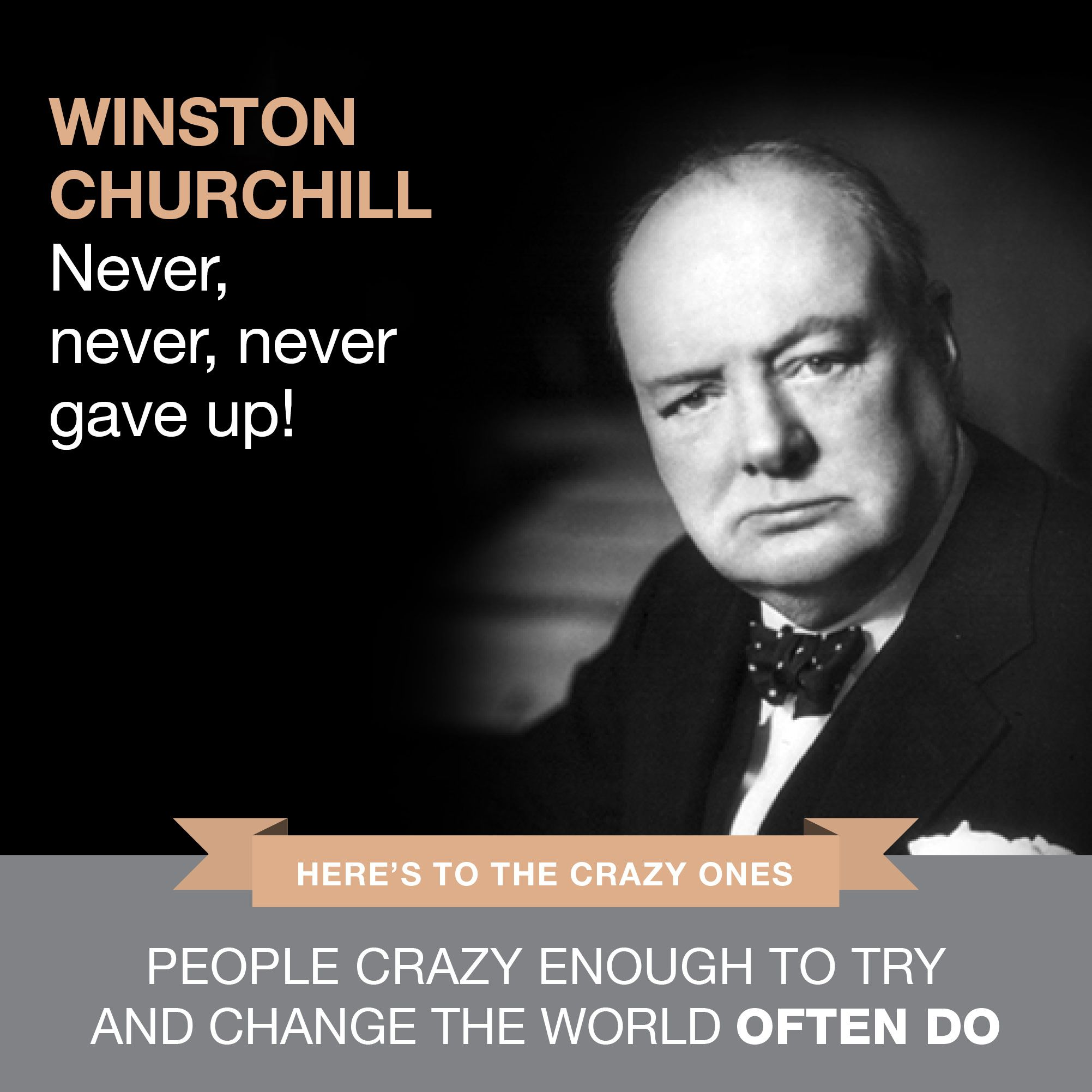 Winston Churchill Quote On Failure: The Rewards Of Perseverance, Persistence And Patience
