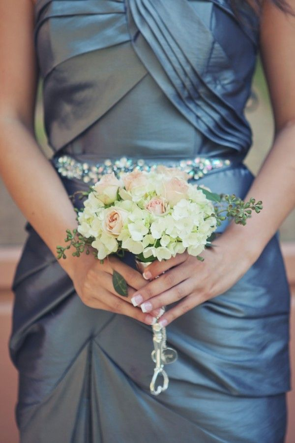 Charming Small Bridesmaids Bouquet