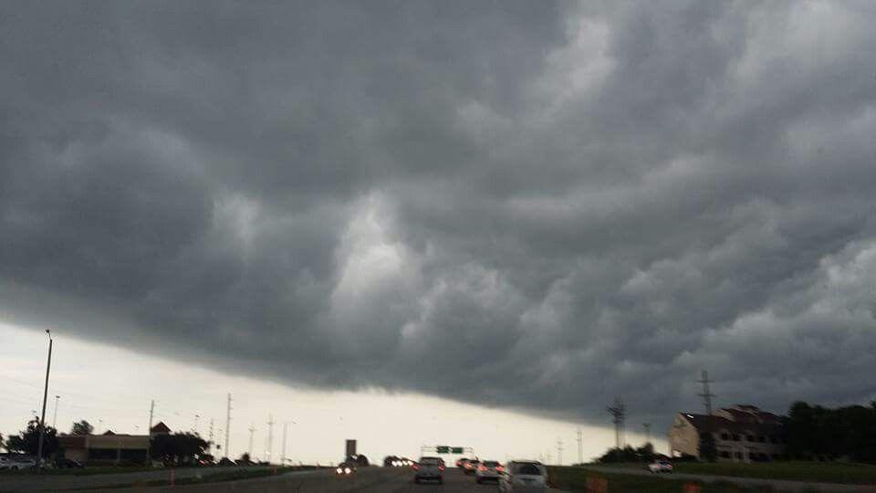 Storm approaching 08/15 Kcmo