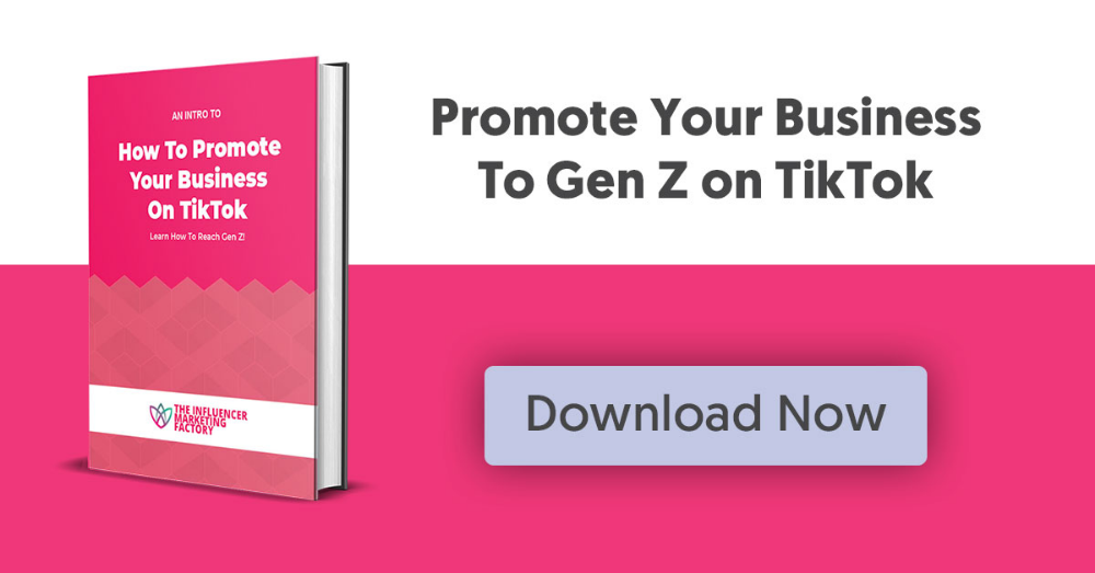 Are You Interested In Learning More About Tiktok We Create A Free Tiktok Ebook For You Download It Now Influencer Marketing Ebook Promote Your Business