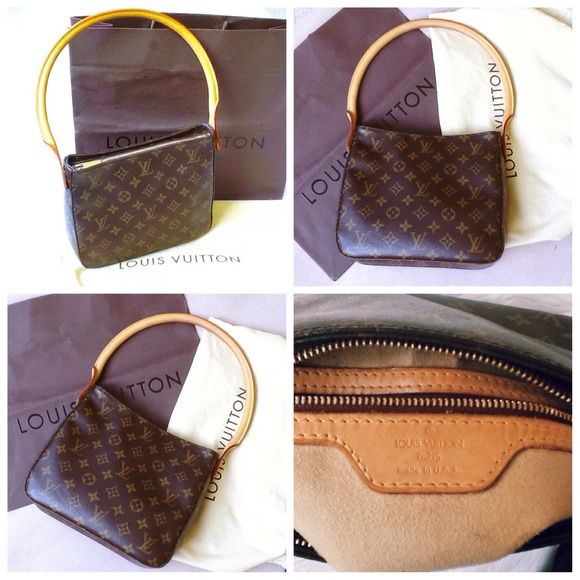 Spotted while shopping on Poshmark  %Authentic LOUIS VUITTON Looping MM Bag!   poshmark f6074ad924