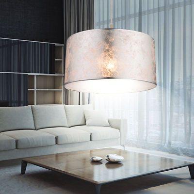 Details zu 7 Watt LED Luxus Hänge Leuchte Wohn Ess Zimmer
