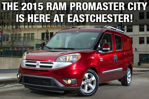 2015 Ram ProMaster City Is Here At Eastchester Chrysler Jeep Dodge In The  Bronx. #ram #promaster