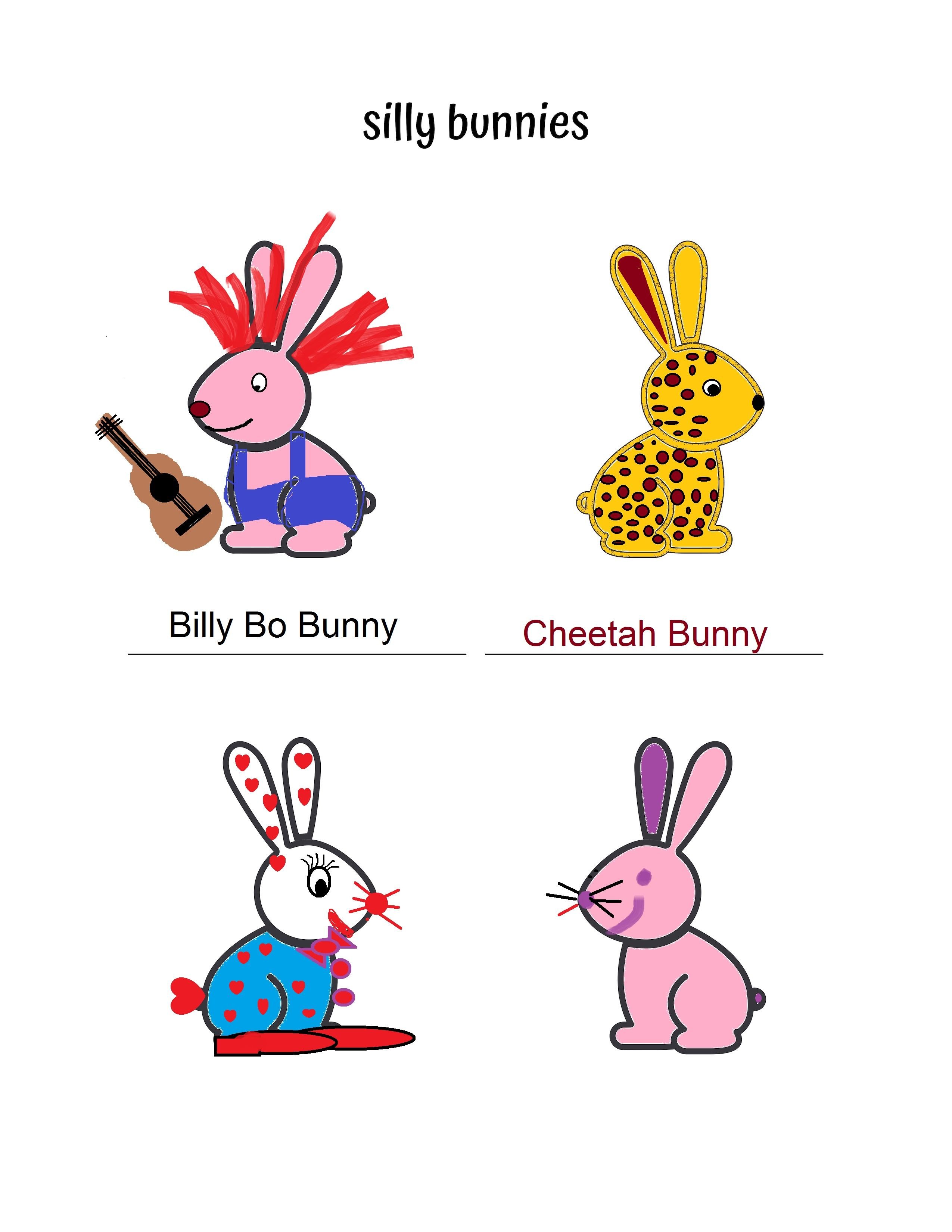 Pin By Abigaile Hunt On Coloring Pages From My Bunnies