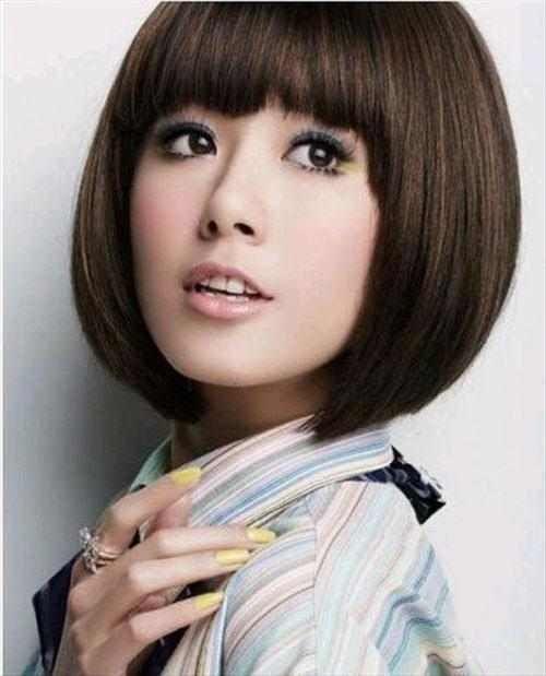 Korean Short Hairstyle For 2016 2017 Look Hairstyles Wig