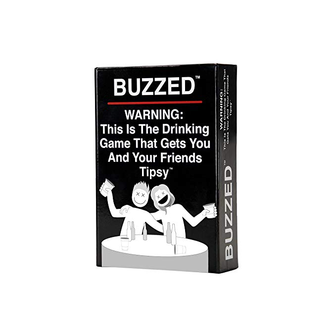 Buzzed This is The Drinking Game That Gets