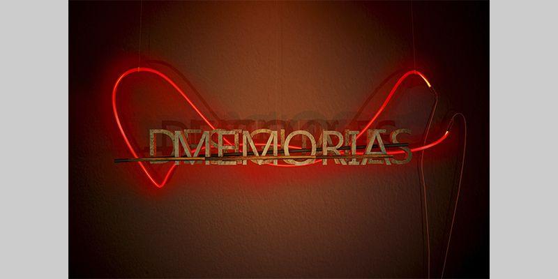 MEMORIAS DESIGUALES. YENY CASANUEVA Y ALEJANDRO GONZALEZ. PROYECTO PROCESUAL ART