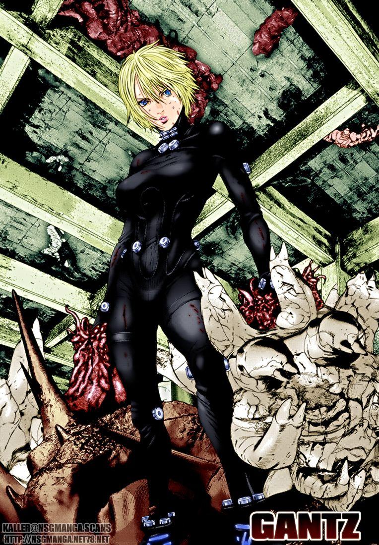 Gantz 355 Inmanga Manga Anime Anime Comics Anime