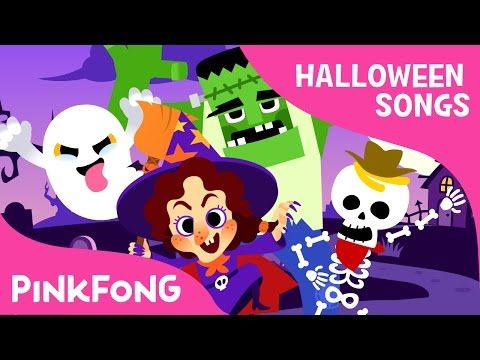 Guess Who?   Halloween Songs   PINKFONG Songs for Children ...