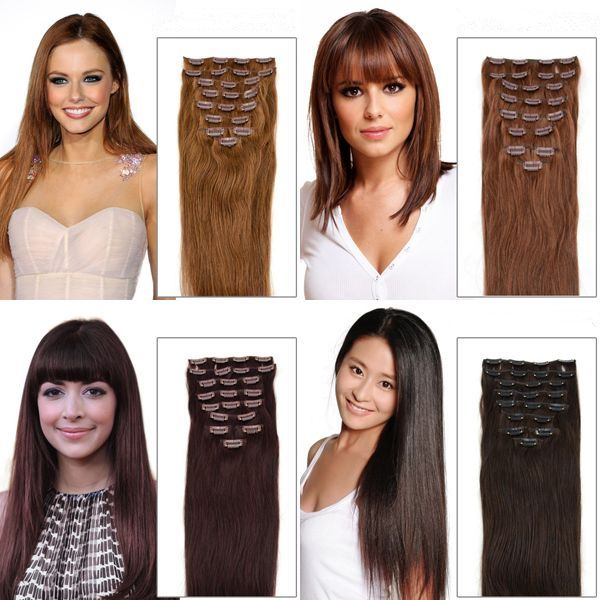 Would U Try My Hairstyleclip In Pics Of Hair Extensions And - Hairstyles for short hair extensions