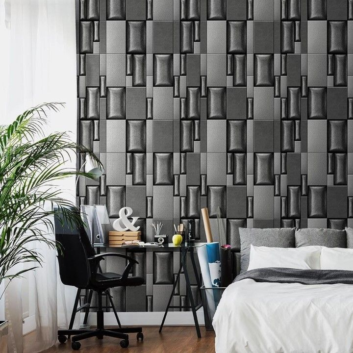 Leather Panel Design In Wallpaper Excel Wallpapers