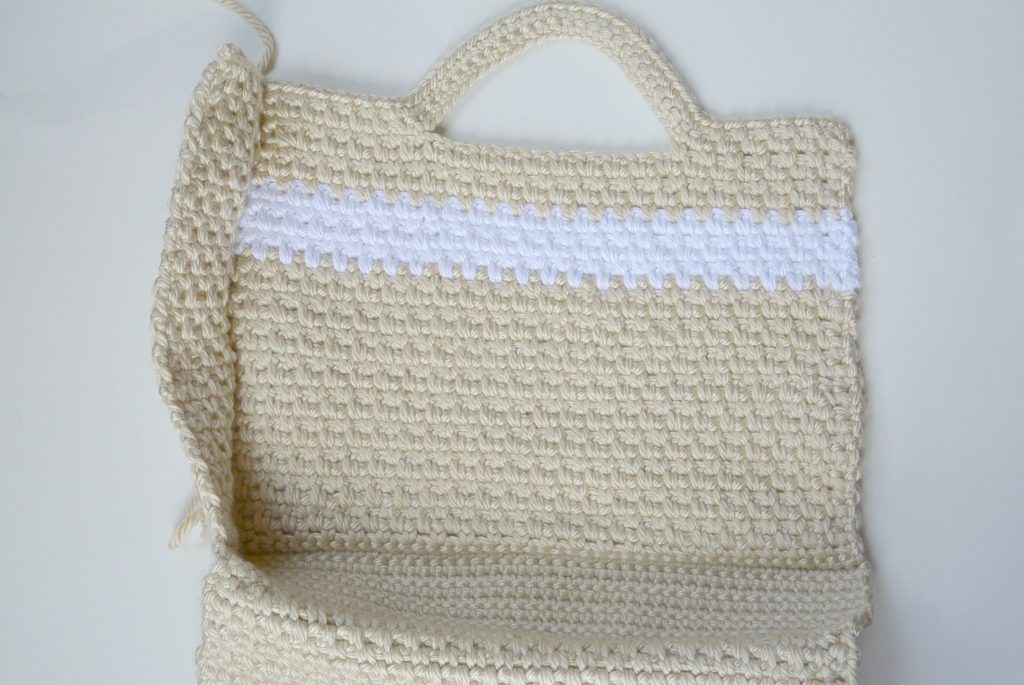 Large Crochet Purse | Bolsa tejida | Pinterest