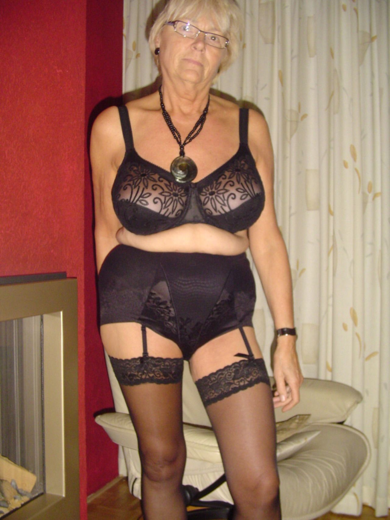 blonde plus grannies 60 Hot