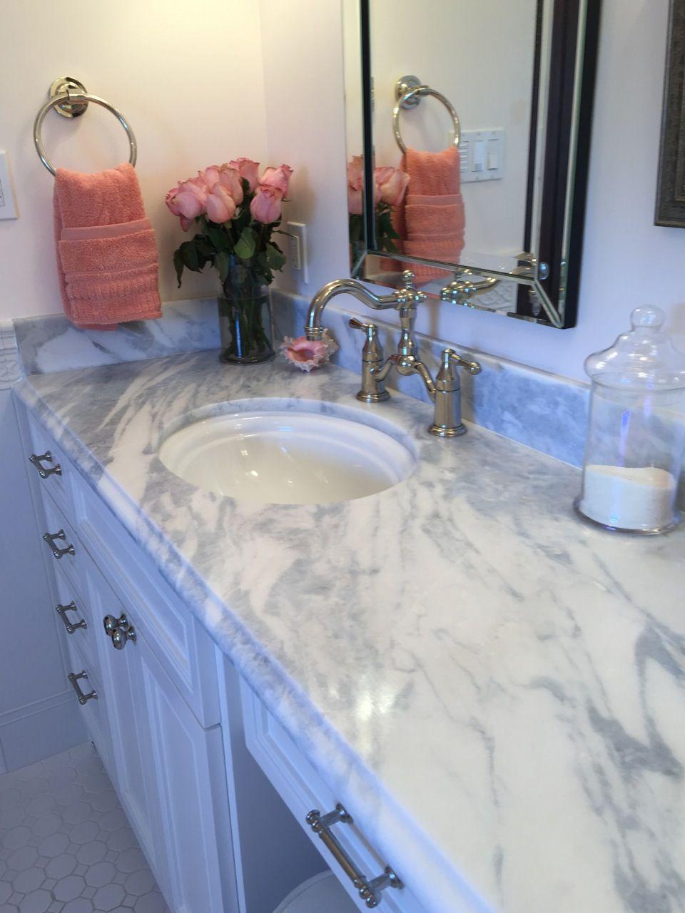 Prefab Namib Sky Quartzite vanity top | Bathroom | Pinterest ...