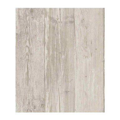 York Wallcoverings ZB3347 Wide Wooden Planks Wallpaper, Gray/Black/Off White - Amazon.com