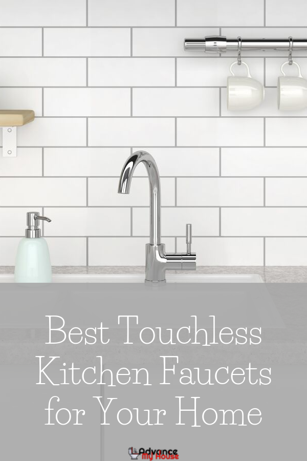 Best Touchless Kitchen Faucets For Your Home With Images