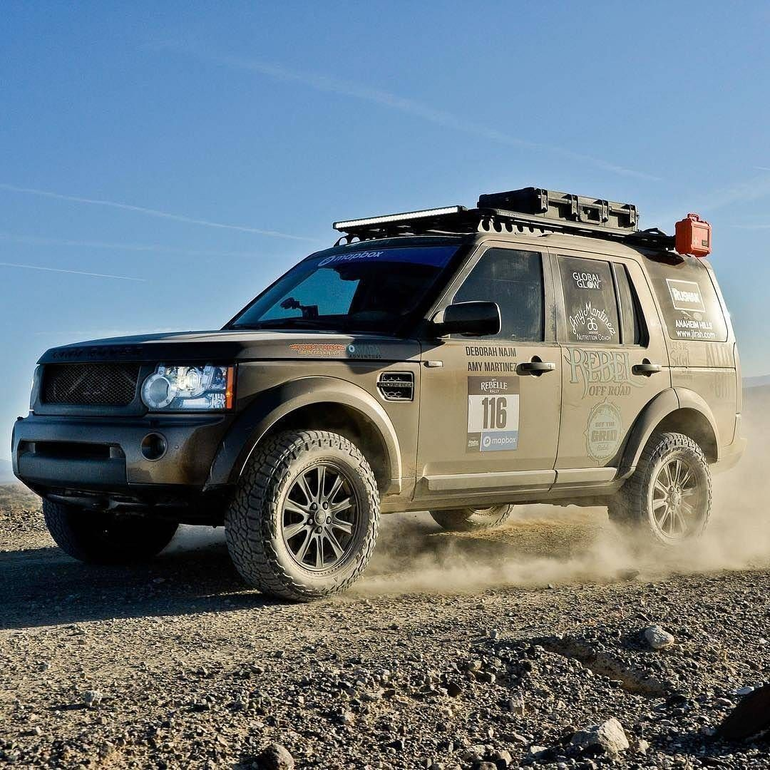 The Discovery 4 of omadaadventureI landrover Discovery4