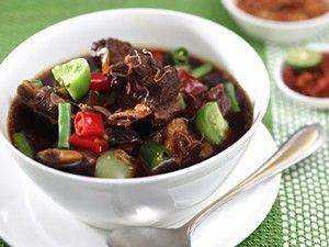 Resep Masakan Garang Asem Iga Sapi Resep Masakan Masakan Resep Masakan Indonesia