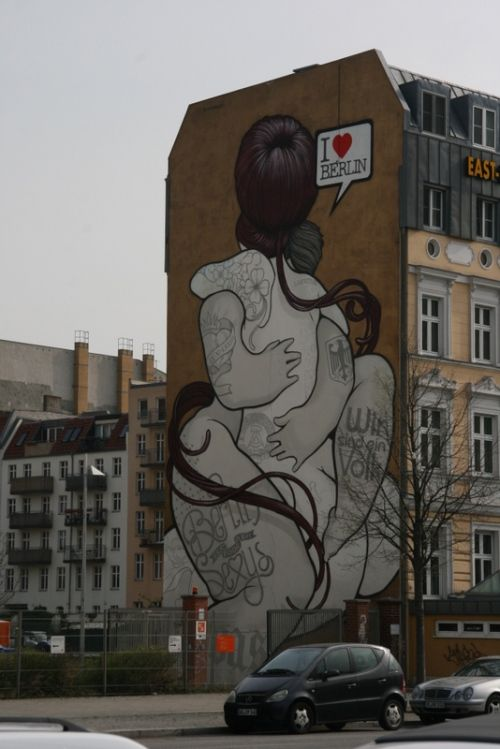 Love this wall in berlin