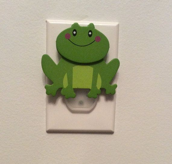 Frog outlet cover protective outlet cover great gift for any frog outlet cover protective outlet cover great gift for any occasion great for a nursery sciox Choice Image