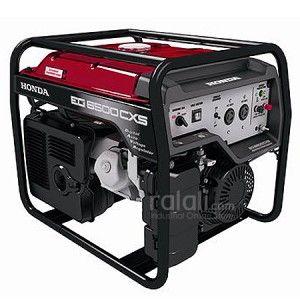 Harga Genset Honda 5000 Watt   EG6500CXS 5 KVA Gambar Dan Spesifikasi  Lengkap Generator Merk Honda