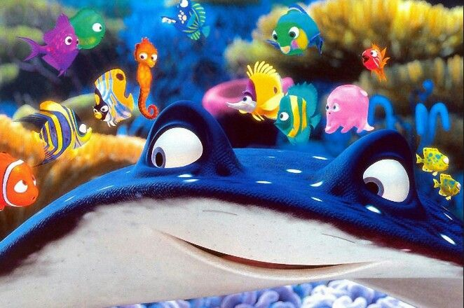 Master Stingray Finding Nemo Disney Finding Nemo Disney Dinner