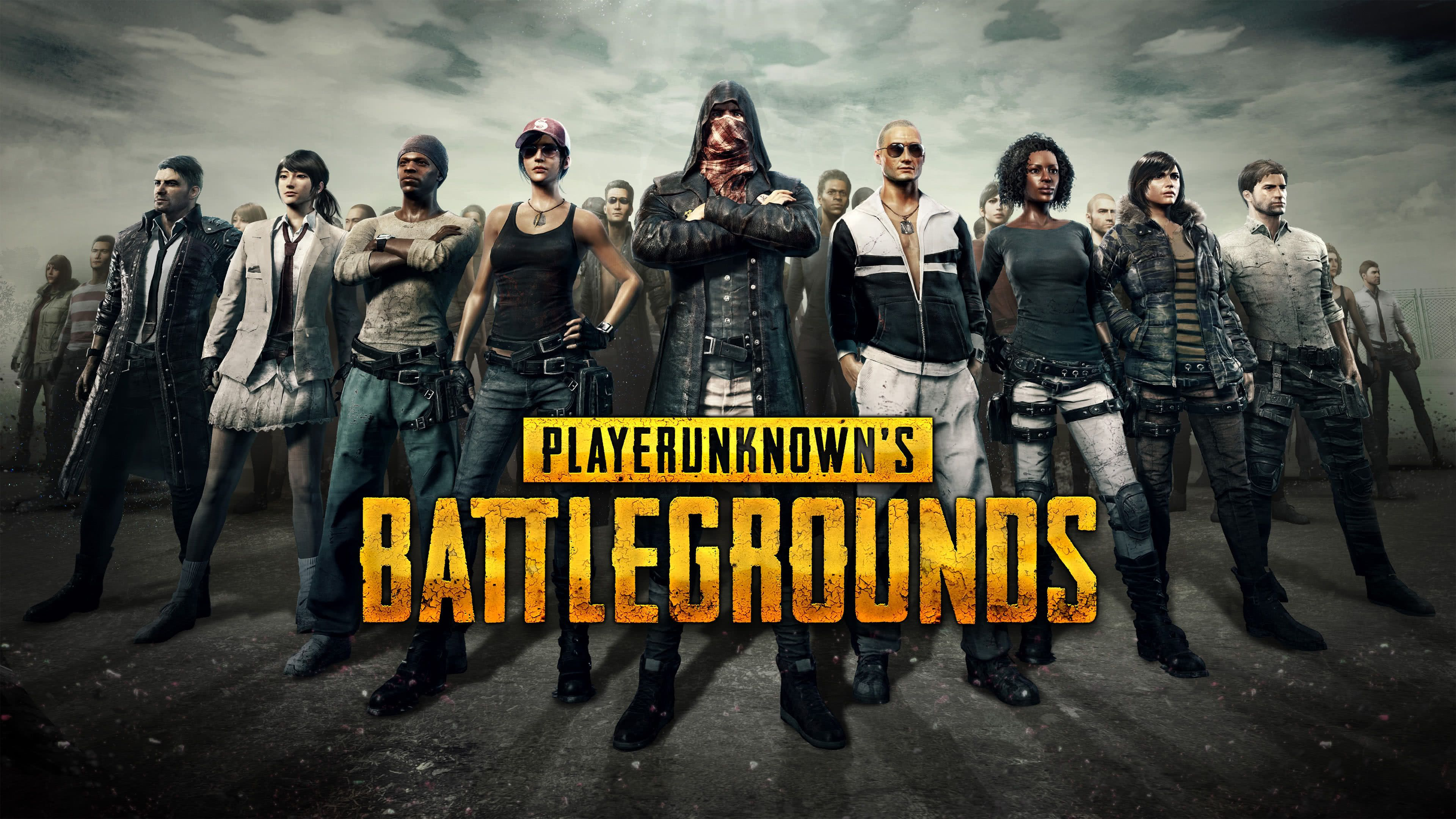 Pubg On Hd 630: PUBG Player Unknown Battlegrounds Characters UHD 4K