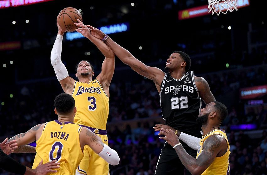 Los Angeles Lakers Game 6 Preview Odds Live Stream Vs San Antonio Spurs Nba Lakeshow Lakers Vs Spurs Los Angeles Lakers San Antonio Spurs