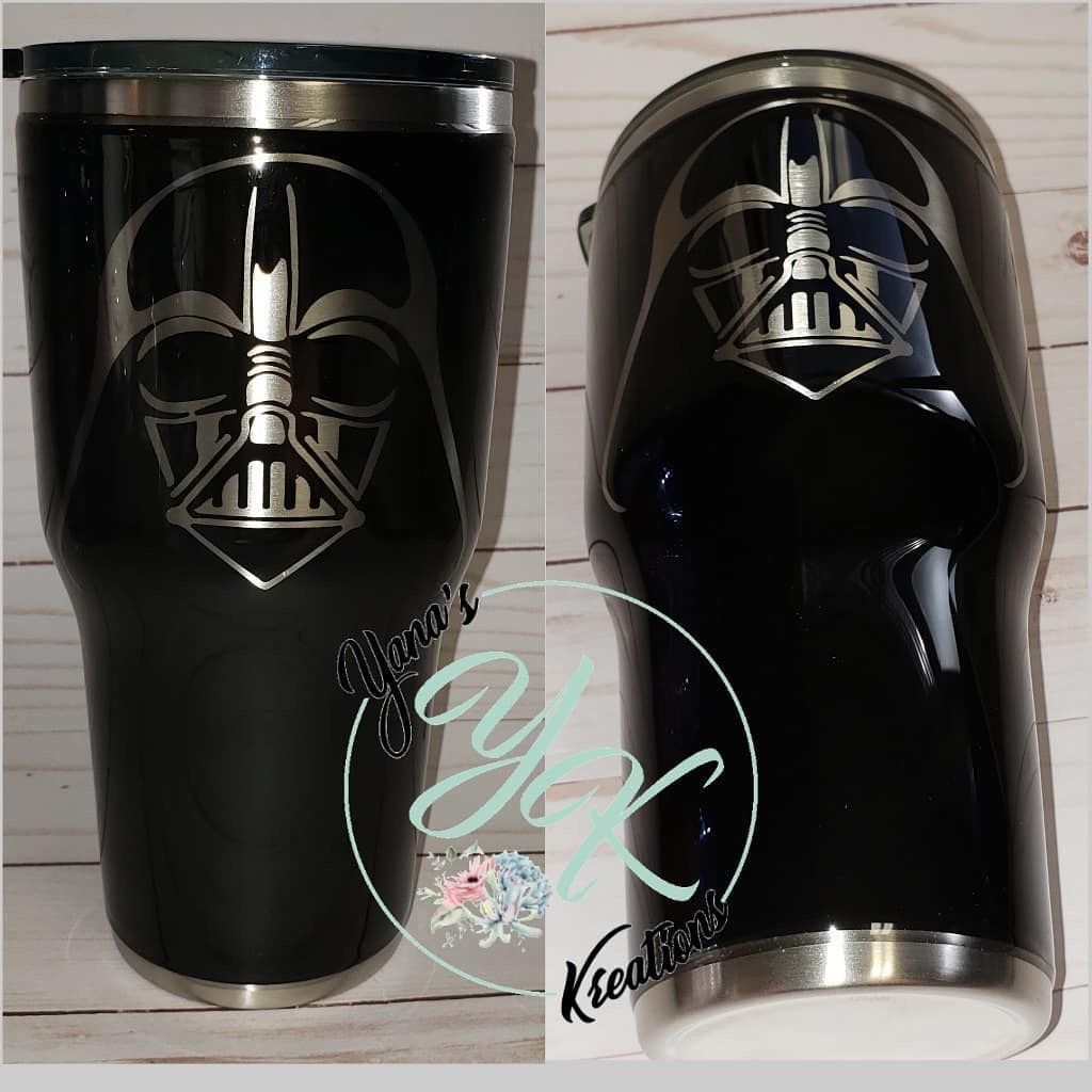 Earth Vader Star Wars Tumbler Cup Star Wars Cup Tumbler Cups
