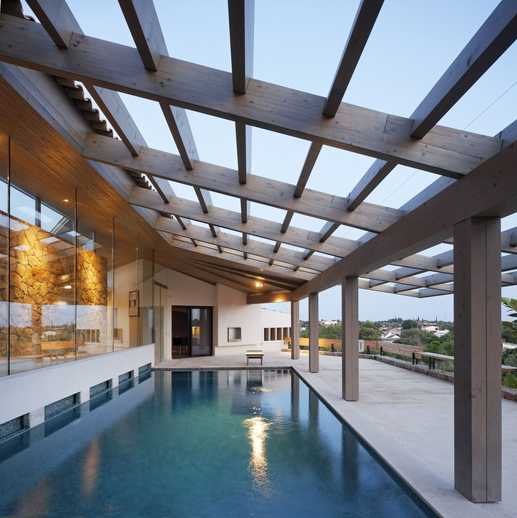 Holiday Home Design Ideas: Holiday Home In The Algarve By Hilberink Bosch Architects