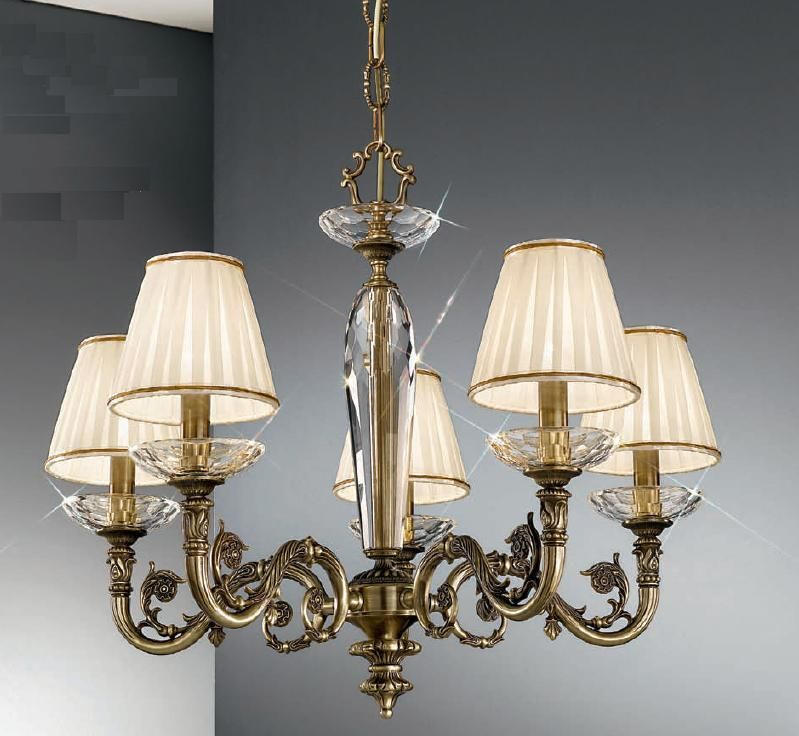 Antique Brass Chandelier Value For Room | Styles and Advantages of ...