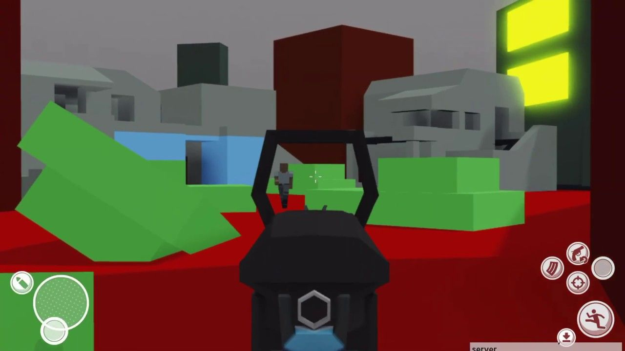 Mercenary Simulator A New Mobile Roblox Fps Game Roblox Mobile - minecraft ip for pvp server roblox