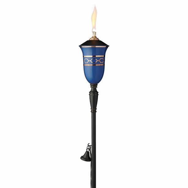 Verona Torch.  Set of two for $200 from Frontgate.