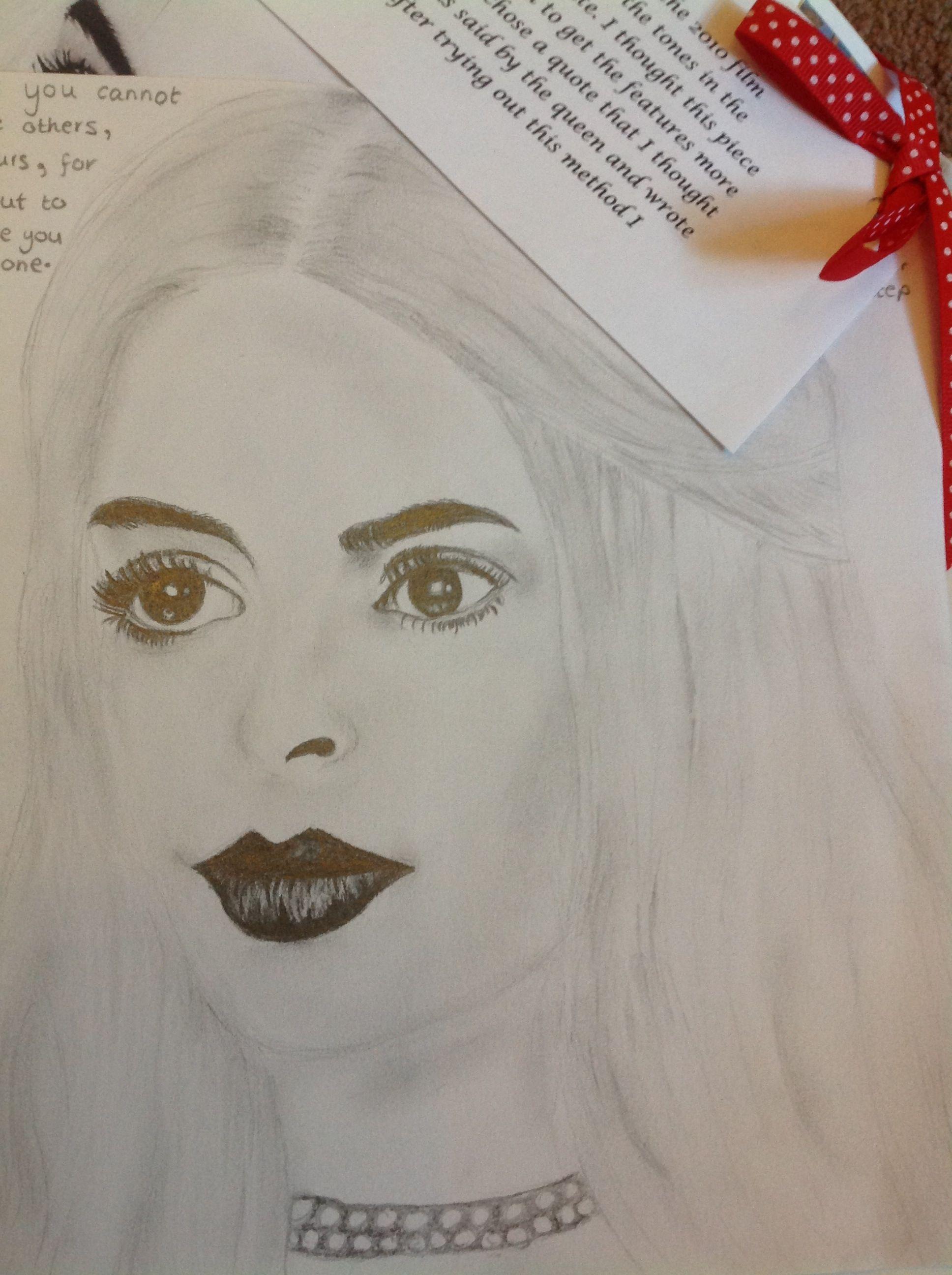 Alice In Wonderland inspired, white witch