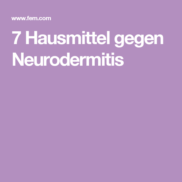 7 hausmittel gegen neurodermitis gesundheits tipps. Black Bedroom Furniture Sets. Home Design Ideas