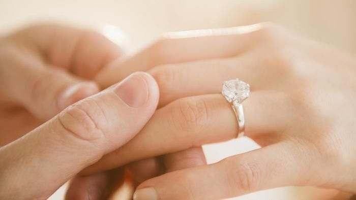 Wedding Rings Average Enement Ring Size How To Pay For An