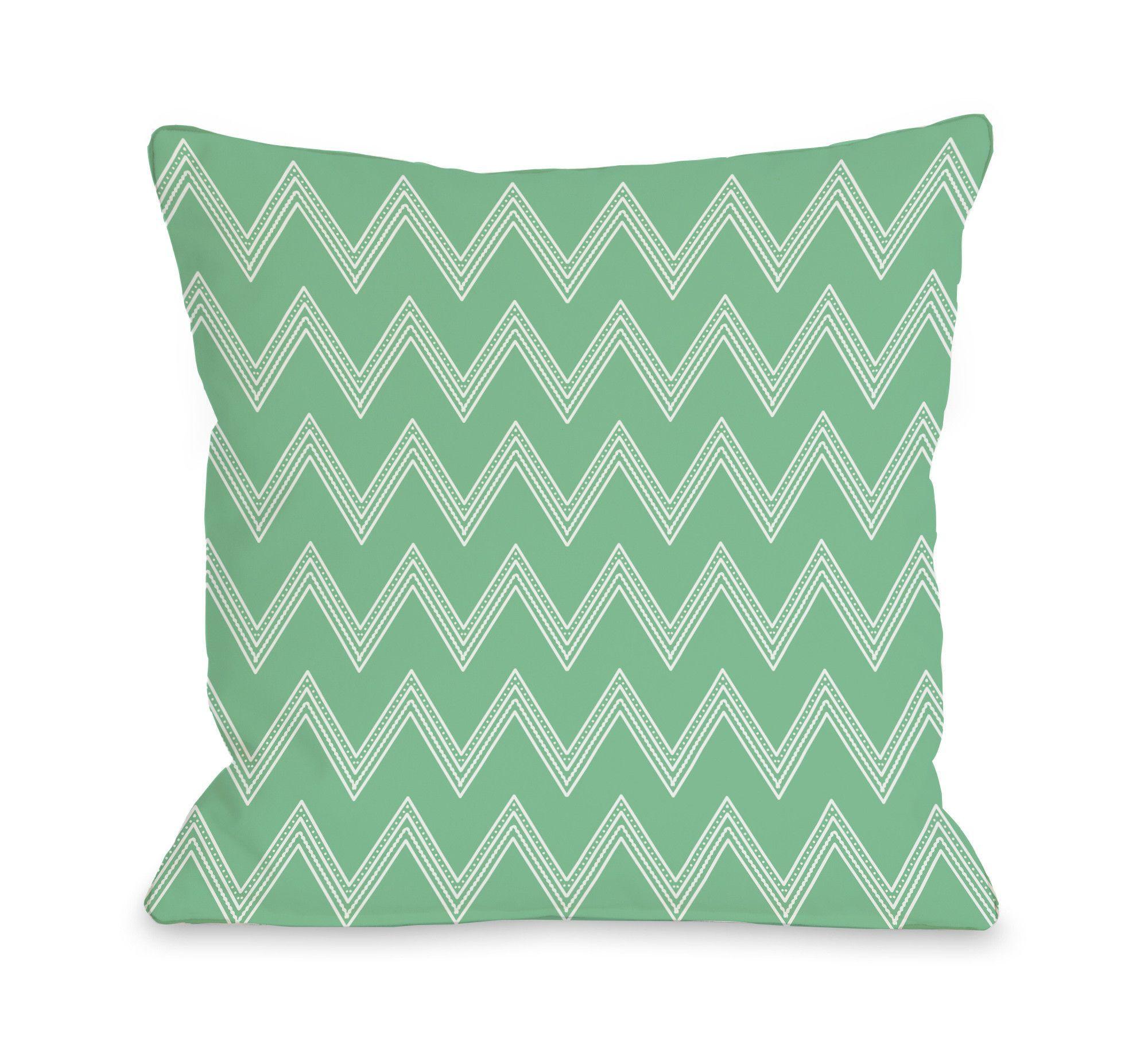 Emily Tier Chevron Throw Pillow