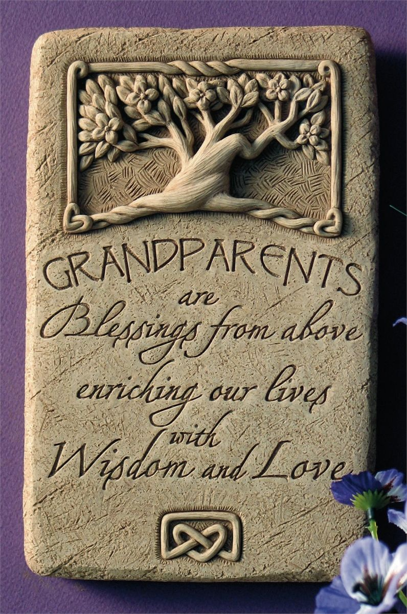 67c0f088e1 You are so blessed to have the most wonderful grandparents living so close  to care for us all .