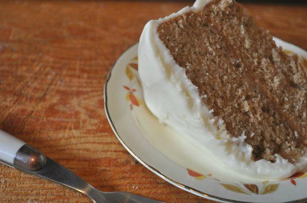 Chai Cake - Lizzy Pancakes