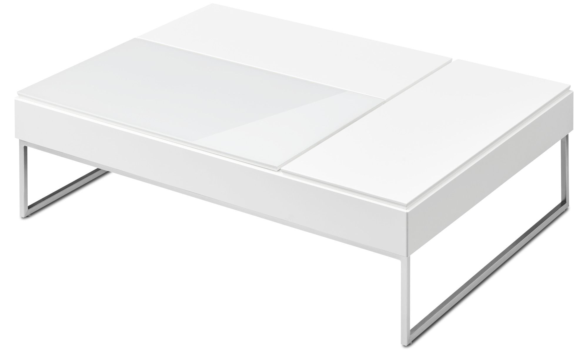 Chiva Functional Coffee Table With Storage White Glass Coffee Table Coffee Table With Storage Table