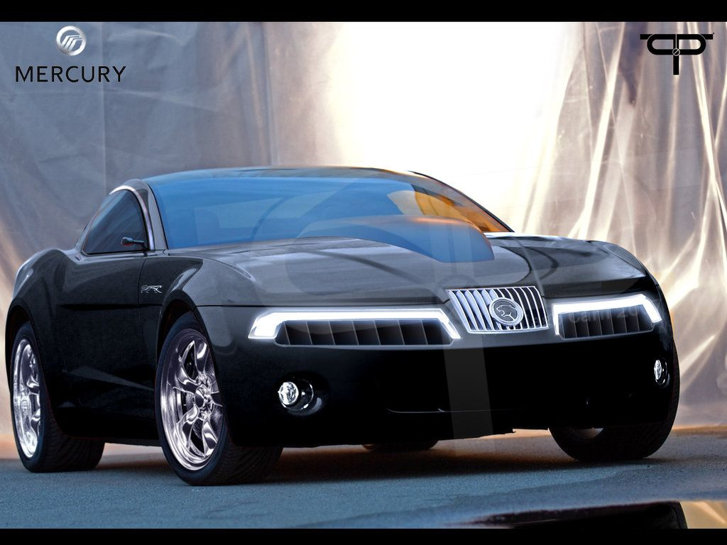 New mercury cougar prototype