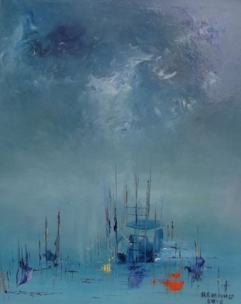 pin tableau peinture mer -#main