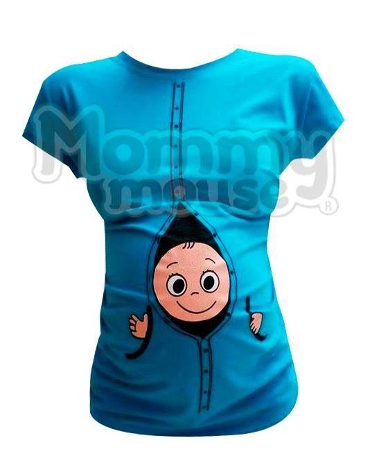 c1242c38c Playera Camiseta Embarazada