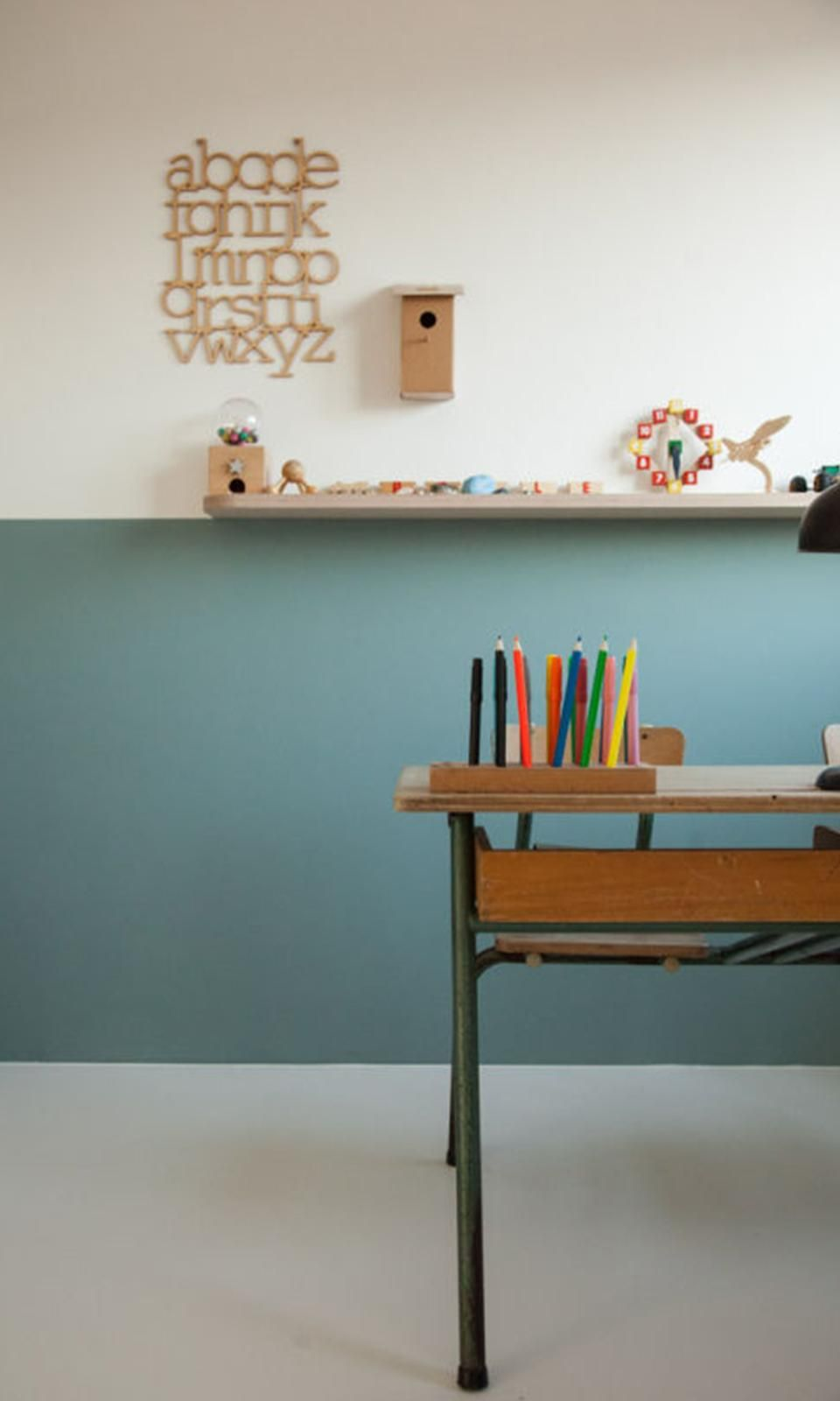 10 Vintage Desks For Children Couleur Chambre Garcon Deco